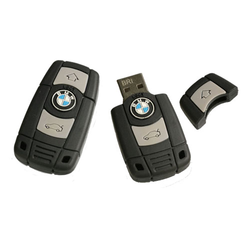 Chaveiro do BMW com Pen Drive