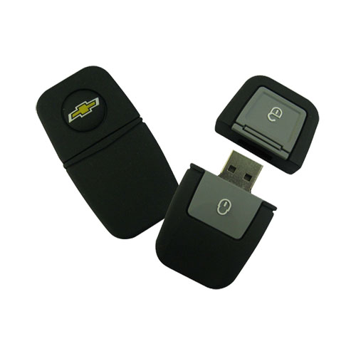 Chaveiro do Chevrolet com Pen Drive