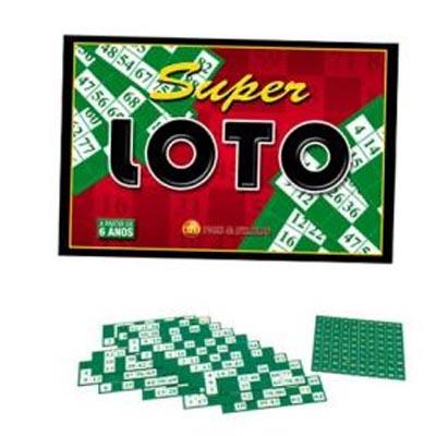 SUPER LOTO - R$7,90